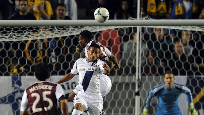 MLS: Colorado Rapids at Los Angeles Galaxy