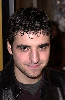 Premiere: David Krumholtz at the Mann National Theater premiere of Dreamworks' The Mexican - 2/23/2001