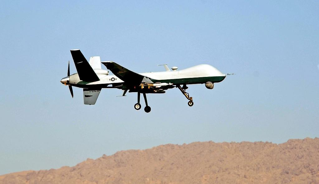 US drone strike kills five militants in NW Pakistan