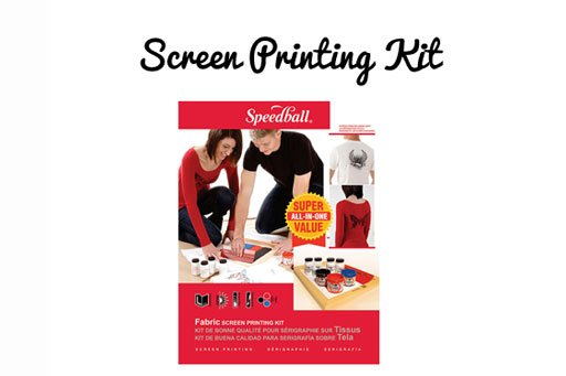 Screen Printing Kit