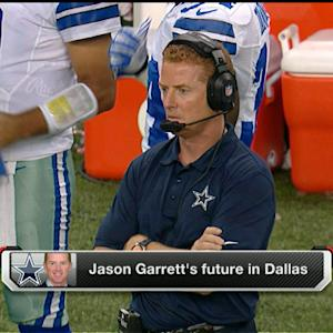 Is Dallas Cowboys head coach Jason Garrett on the hot seat?