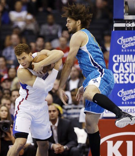 Hornets shut down Griffin in win over Clippers