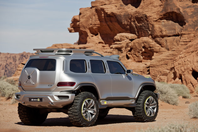 Mercedes Ener-G-Force con …