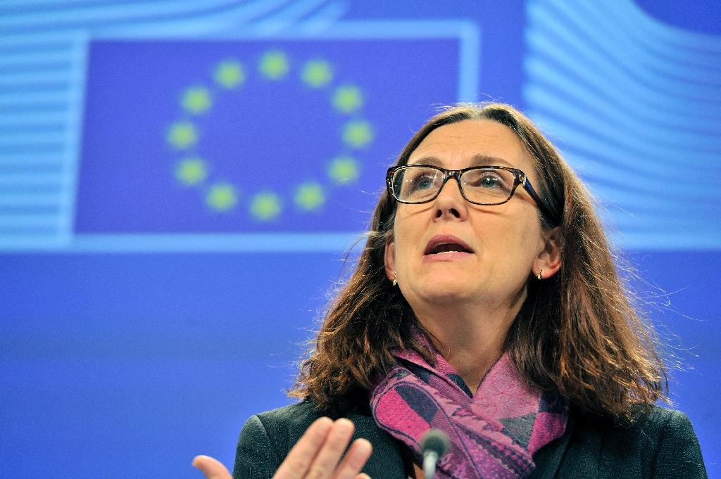 EU defends Canada trade deal in face of Trump