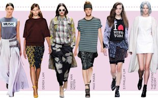 Insider's Look At Spring 2013's Top Fashion Trends