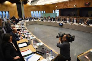 European Commissioners hold a formal debate on Poland…