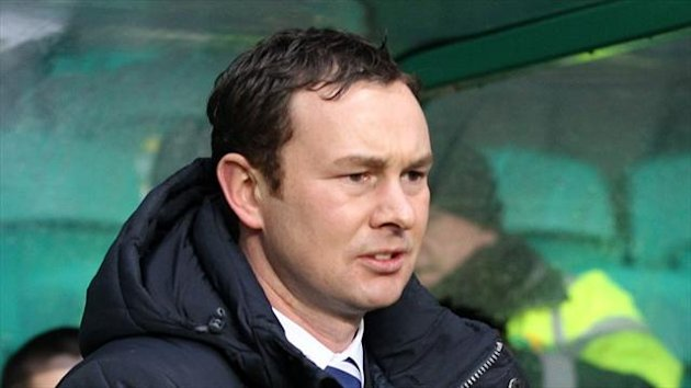 Derek Adams has agreed a new deal with Ross County
