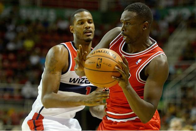 Chicago Bulls v Washington Wizards - NBA Global Games Rio 2013