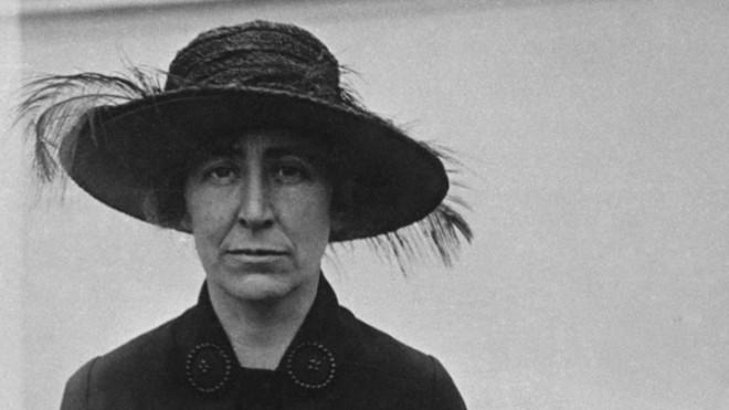 In 1916, Jeannette Rankin became the first woman ever elected to the U.S. House of Representatives.