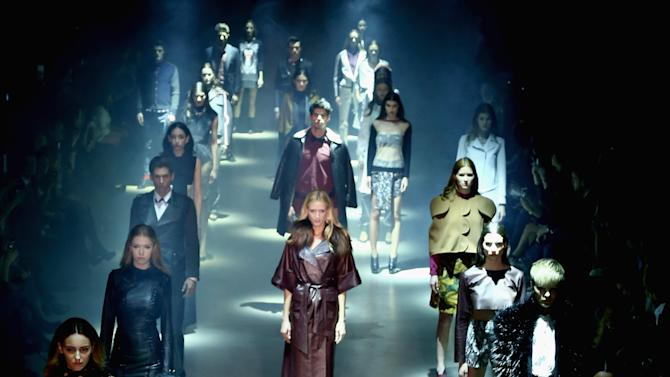 Best of Mercedes Benz Fashion Week Istanbul - Runway - MBFWI F/W 2013