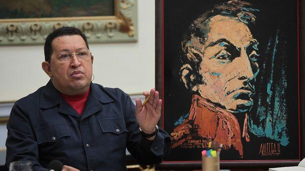 Things Don't Look Good for Hugo Chavez