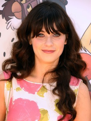 Zooey at the