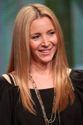 "Lisa Kudrow speaks during the ""Web Therapy"" panel during the Showtime portion of the 2011 Summer TCA Tour held at the Beverly Hilton Hotel, Beverly Hills, on August 4, 2011 -- Getty Images"