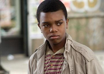 Marc John Jefferies in Paramount Pictures' Get Rich or Die Tryin'