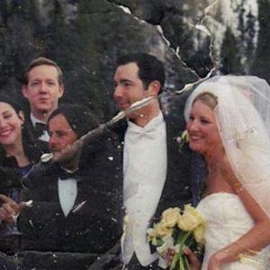Wedding photo found among 9/11 debris returned to owner