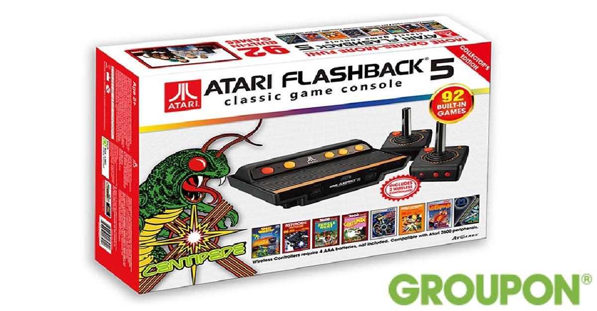 Atari Console for $39.97