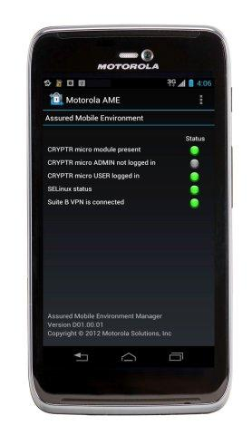 Motorola Solutions Introduces Secure Mobile Solution that Provides Federal Agencies with Wireless Access to Critical Information