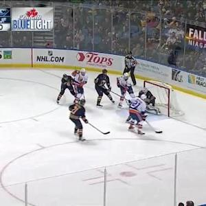 John Tavares Goal on Jhonas Enroth (11:56/2nd)