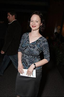 Thora Birch at the Los Angeles premiere of Paramount Vantage's Into the Wild