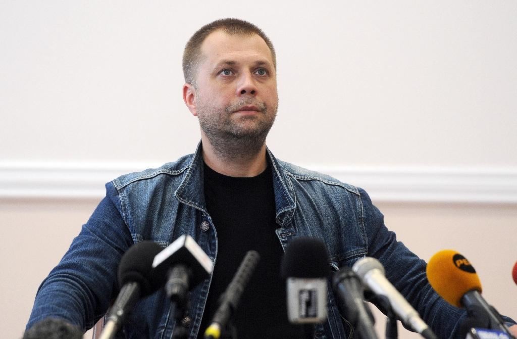 Former Ukraine rebel head starts support group for Russian fighters