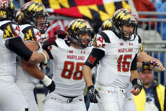 Maryland TE leaving football after 2015 for Wall Street job