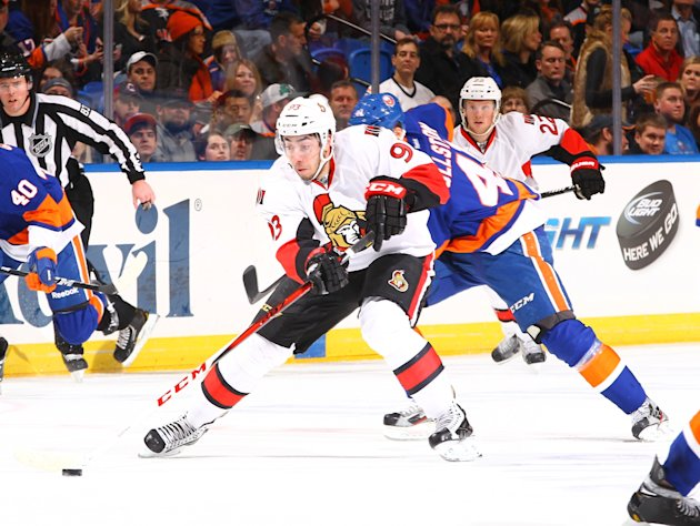 Ottawa Senators v New York Islanders