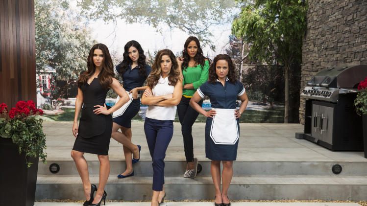 Lifetime renews 'Devious Maids' for 2nd season