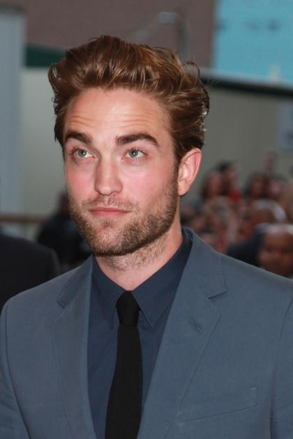 Robert Pattinson attends the 'Cosmopolis' premiere at The Museum of Modern Art on August 13, 2012  -- Getty Images
