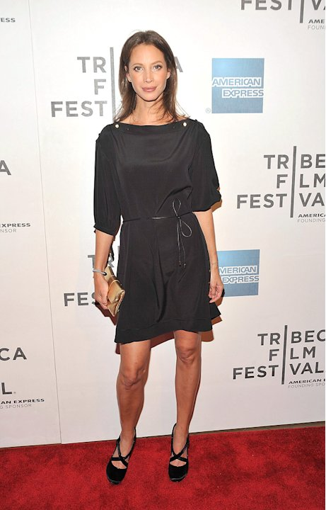 2011 Tribeca Film Festival Christy Turlington