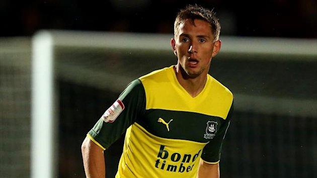 Plymouth Argyle's Conor Hourihane (PA Photos)