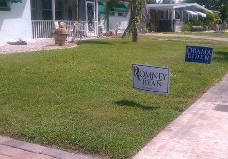 Photos: Southwest Florida Expresses Creative Opinions on Presidential Election