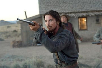 Christian Bale in Lionsgate Films' 3:10 to Yuma