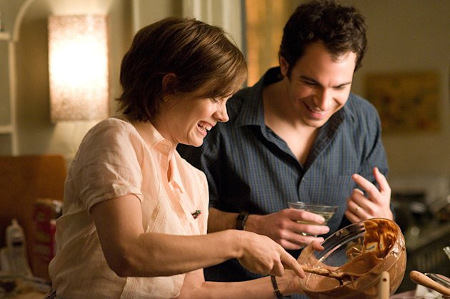 Julie & Julia Production Stills Sony 2009 Amy Adams Chris Messina