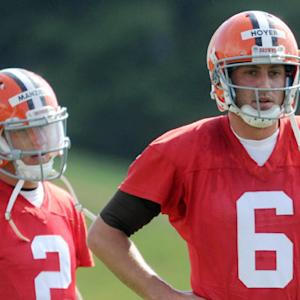 Johnny Manziel: Time for Cleveland Browns to turn quarterback job over to the rookie?