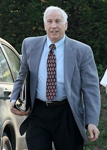 Sandusky guilty on 45 of 48 counts