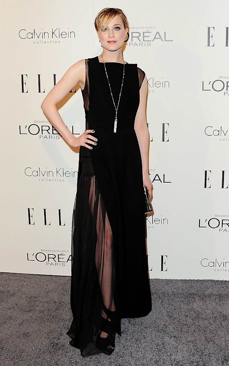 Evan Rachel Wood ELLE Women In Hollywood