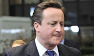 Cameron Issues Stark Warning On Euro Crisis