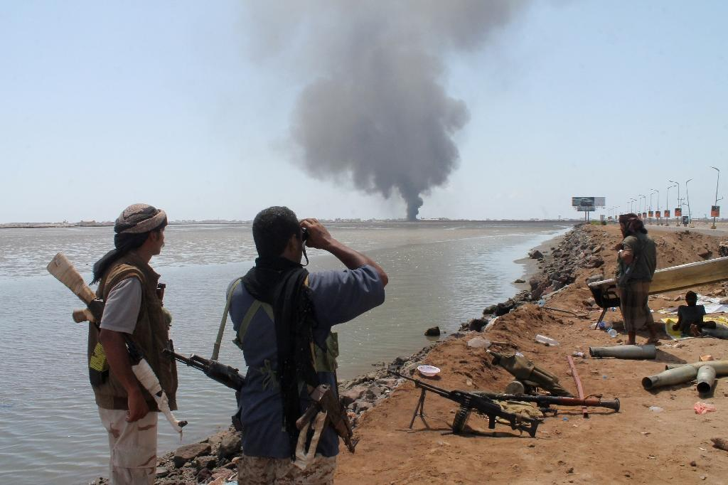 'Limited' coalition force on ground in Aden: Yemeni official