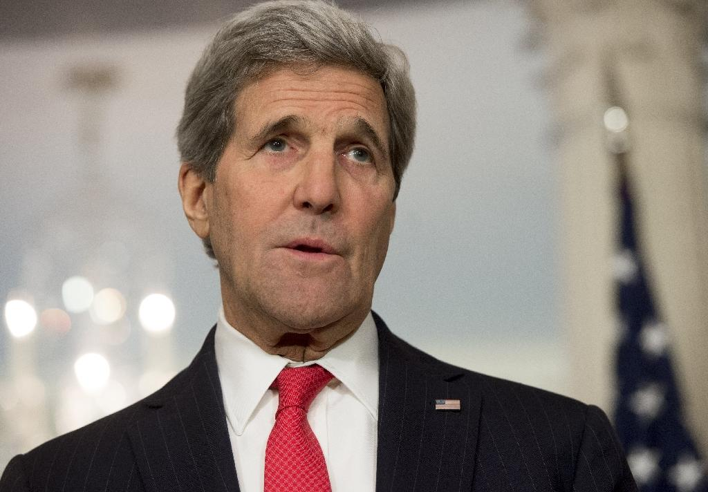 Kerry denounces 'hysteria' over Iran nuclear deal