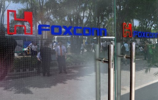Foxconn is the world's largest maker of computer components and assembles products for Apple, Sony and Nokia