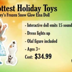 Hot Toys: What Kids Want This Holiday Season