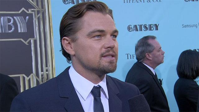 'The Great Gatsby' Premiere Interviews