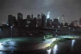 Hurricane Sandy's Moved On, But Entertainment Losses Will Mount Until Services Resume