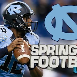 "Chizik's New ""D"" & QB Williams Lead UNC 