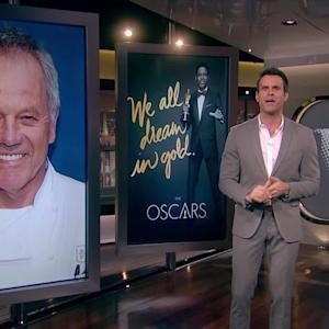 EXCLUSIVE: Wolfgang Puck's Governor's Ball Preview