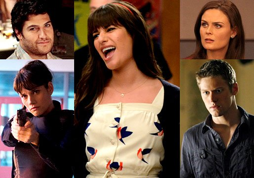 Ask Ausiello: Spoilers on Glee, Bones, Vampire Diaries, Dexter, Happy Endings and More!