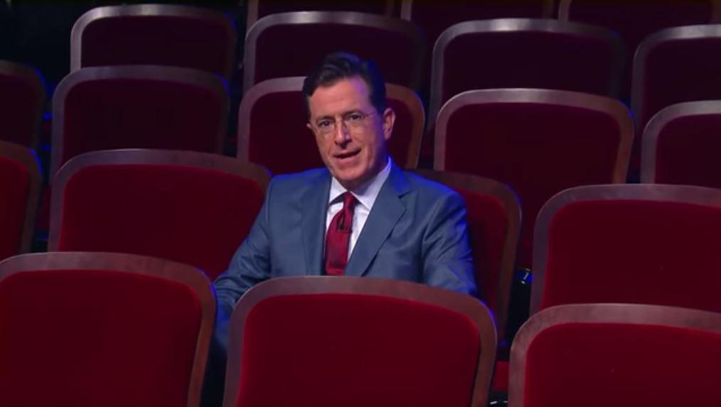 Stephen Colbert's 'Late Show' Debut Will Be Supersized
