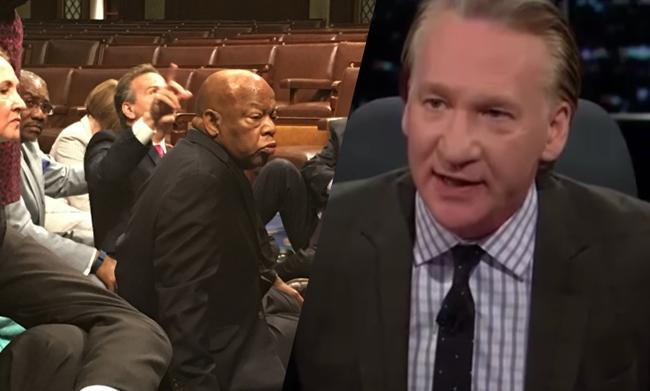Bill Maher Pinpoints The Problem With The Gun Control Debate As 'People Not Knowing Sh*t About Guns'