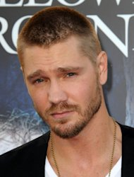 Chad Michael Murray arrives for Universal Studios Hollywood &#39;Halloween Horror Night&#39; and Eye Gore Awards Kick Off Party held at Universal Studios Hollywood in Universal City, Calif. on September 21, 2012 -- Getty Premium