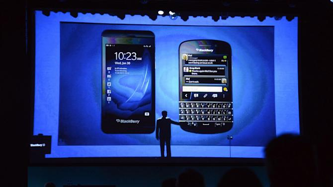 Fairfax reaches tentative deal to buy BlackBerry